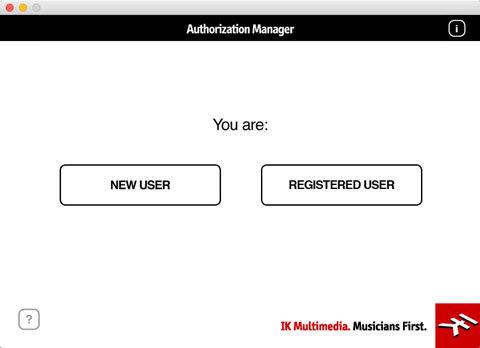 オンラインユーザー登録